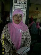 Wakil Ketua Dharma Wanita Persatuan Disdik Kota Tangsel