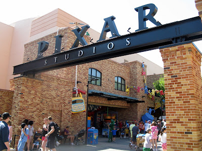 Pixar Place at Disney's Hollywood Studios in Walt Disney World