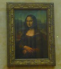 Ack denna vackra Mona Lisa