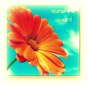 Award #2 from Christine @ Sunshine & Lollypops