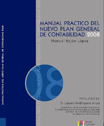 Manual Practico del nuevo Plan General de Contabilidad 2008 (20,00 €)