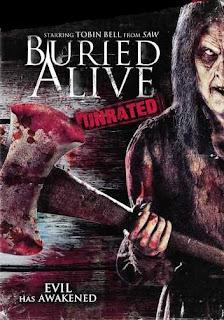 Enterrados Vivos Poster
