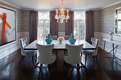 Design Darling: Dining Rooms for Dinner Parties