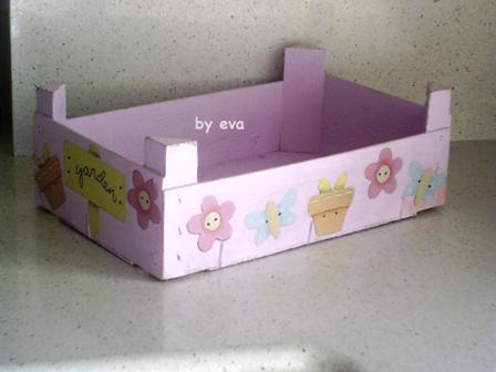 Cajas fresas decorar tu casa es - Caja fruta decoracion ...