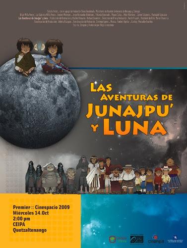 Las Aventura de Junajpu y luna