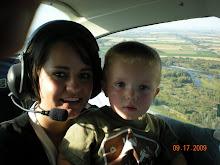 Gavin's Airplane Ride