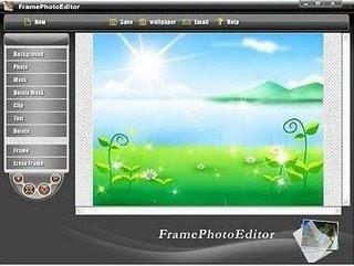 Software JaduL: Portable Frame Photo Editor v3.2.0