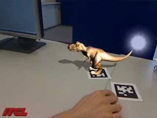 realidad aumentada videos