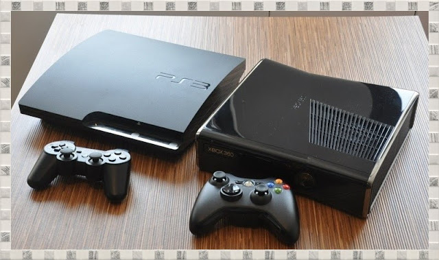 xbox360 slim vs ps3 slim (MEGAPOST)