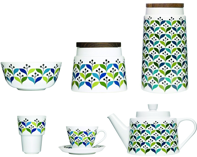 The storage jars are available to buy from Healu0027s but the full range is available on Illustrated Living. The colours are fantastically seventies but the ...  sc 1 st  Mrs Peabod - Blogger & Mrs Peabod - A designers Inspiration board: Sagaform Retro Kitchenware
