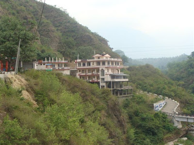 In the Villages and Towns of the Kangra Valley, Himachal Pradesh
