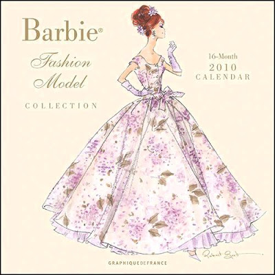 Barbie Fashion Model on Fashion Model Collection