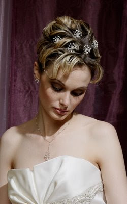 Wedding Short Hairstyles
