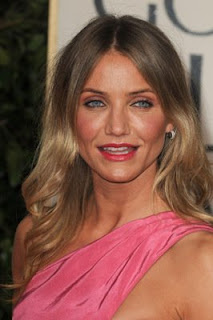 Long hair - celebrity  hairstyles - Cameron Diaz 2