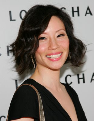 Celebrity Haircut Lucy Liu Lucy Liu | Hairstyles