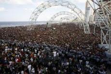 Calle 13 revienta el malecón de La Habana