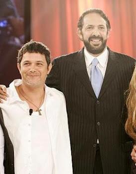 Juan Luis Guerra, el primer invitado de Alejandro Sanz en su gira por EEUU