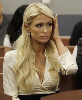 Paris Hilton se declara culpable de posesión de drogas y evita la cárcel