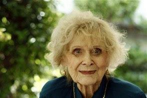 Muere Gloria Stuart a la edad de 100 años FUE SELECCIONADA COMO LA ANCIANA SOBREVIVIENTE