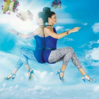 Karla Fatule, modelo especial de los zapatos de su madre