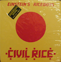 Einstein's Riceboys - Civil Rice (1983, QL)