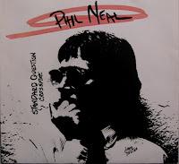 """Singles Going Single #153 - Phil Neal """"Standard Questions"""" 7"""" (1980, Invicta)"""