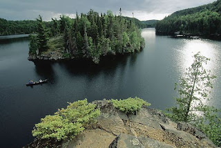 fishing otter tail ottertail minnesota canoe lake resort cabin cottage getaway relax