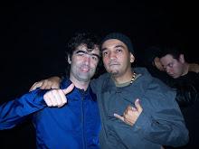 DJ`s Acácio Moura e Chris Souldeep