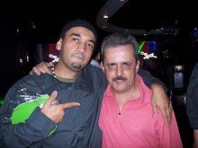 DJ`s Chris Souldeep e Edú Mariano