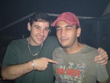 DJ`s Anderson Rocha e Chris Souldeep