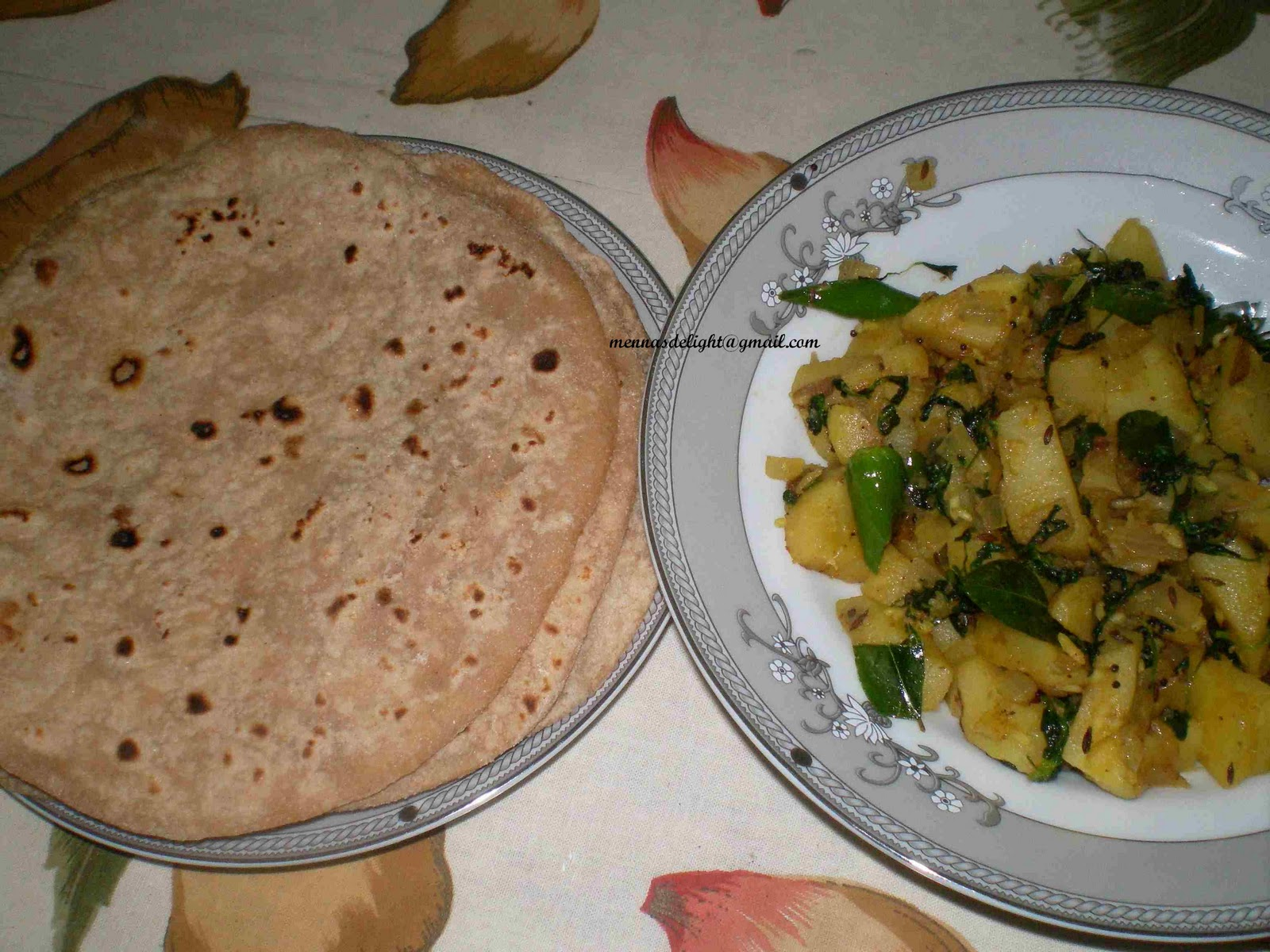 ... Bangalore - Life n Spice: Aloo Methi / Potatoes with Fenugreek leaves