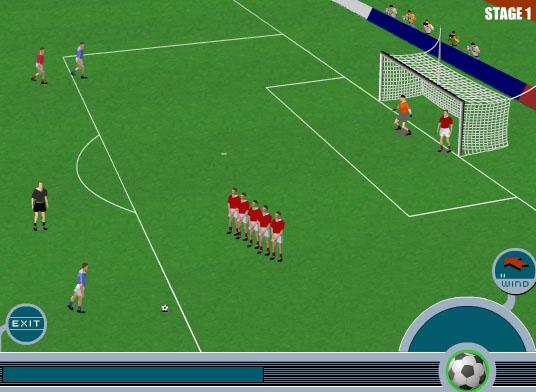 3D Brezilya 2016 Dünya Kupası Oyunu