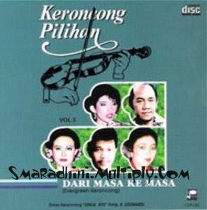 keroncong lagu indonesia