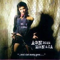 Agnes Monica-and the story goes