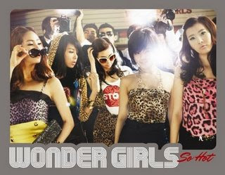 Wonder Girls - So Hot Remix Ep
