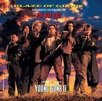 Jon Bon Jovi - Blaze Of Glory (1990)