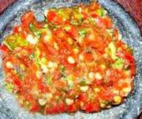 sambal goreng kemangi
