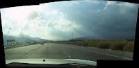 Wind turbines near Palm Springs, Ca