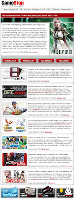 Click to view this Mar. 2, 2010 GameStop email full-sized