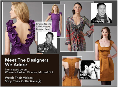Click to view this Aug. 12 Saks Fifth Avenue email larger