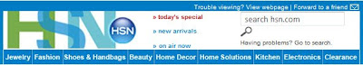Click to view this June 28, 2009 HSN email full-sized
