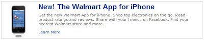 Click to view this Nov. 21, 2009 Wal-Mart email full-sized