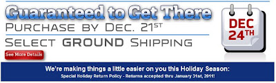 Click to view this Dec. 5, 2010 NFLshop email full-sized