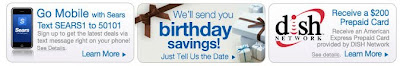 Click to view this Jan. 26, 2011 Sears email full-sized