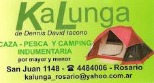 CAZA - PESCA - CAMPING - INDUMENTARIA