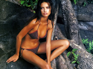 photos and more of adriana lima