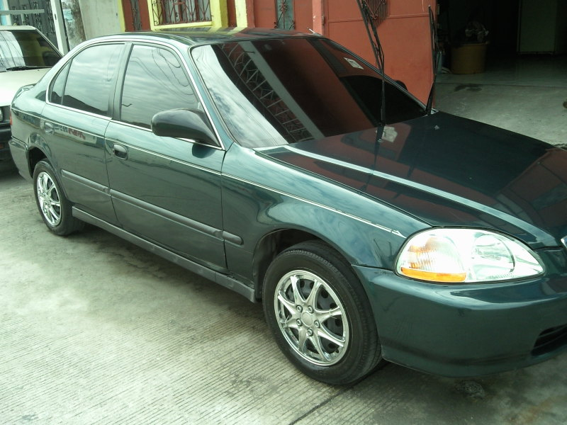 Carros usados guatemala honda civic