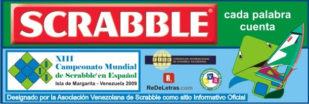 XIII Mundial de Scrabble en Español