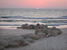 Sunset Caesaria