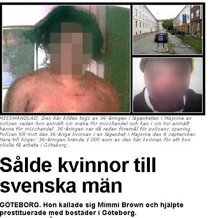 prostituerade i stockholm prostituerade malmö